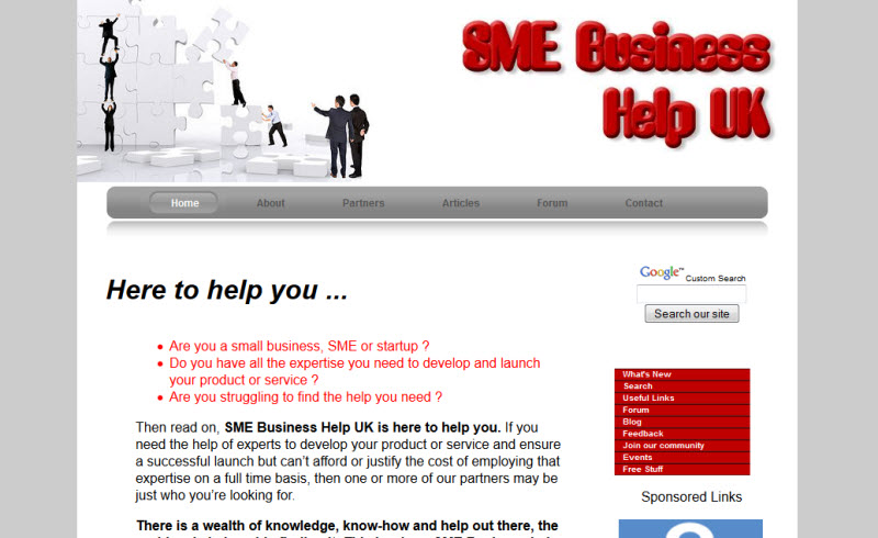 SME Business Help UK
