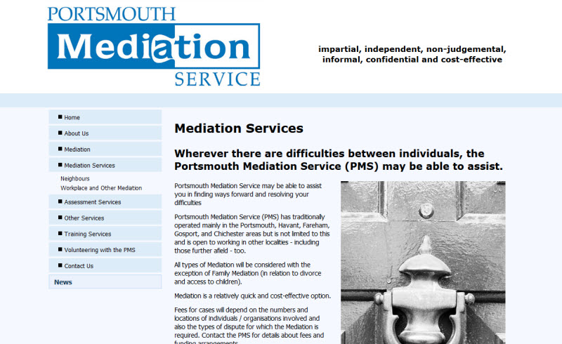 Portsmouth Mediation Service