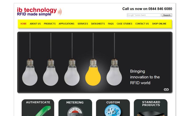 ib technology - rfid solutions