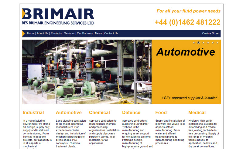 Brimair Engineeering Services