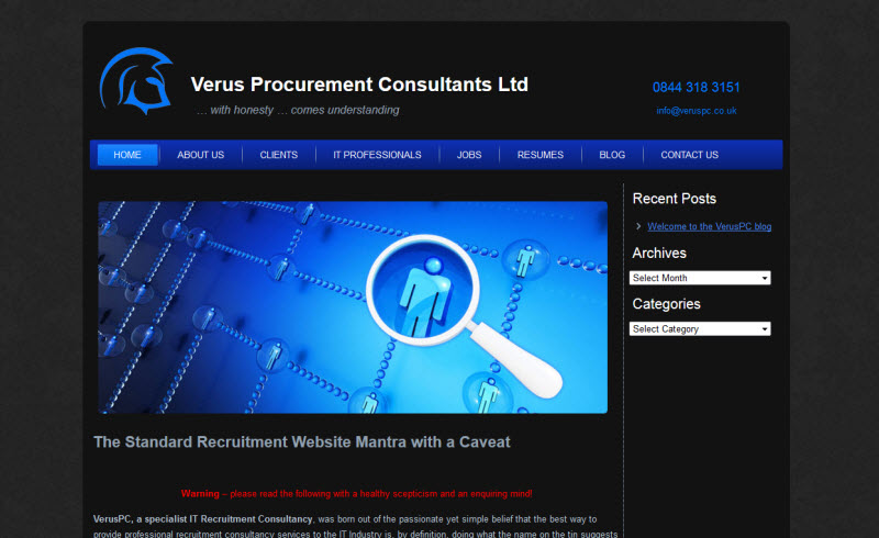 Verus Procurement Consultants