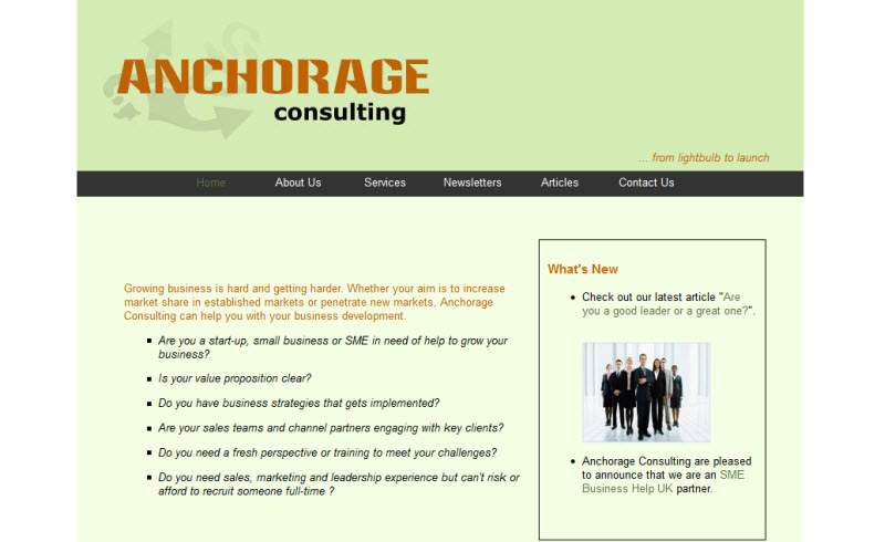 Anchorage Consulting