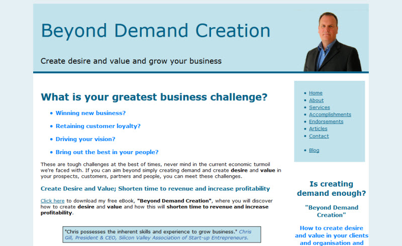 Beyond Demand Creation