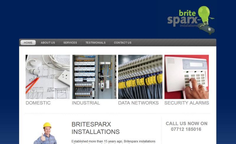 Britesparx Installations - Portsmouth