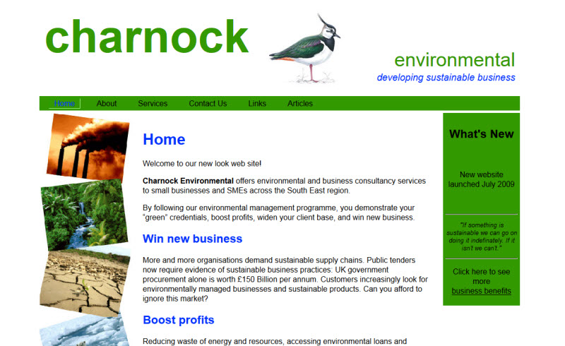 Charnock Environmental