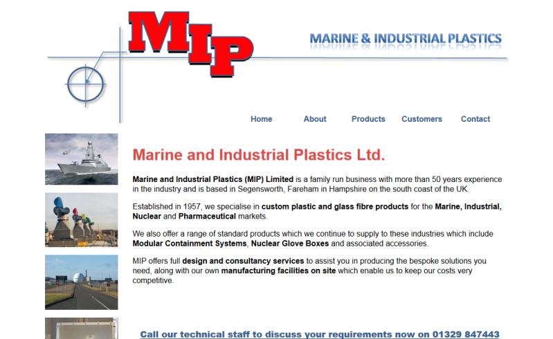 Marine & Industrial Plastics