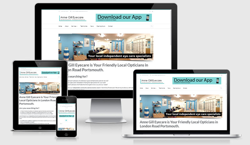web design Portsmouth