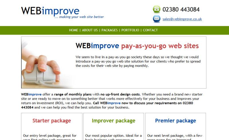 Webimprove