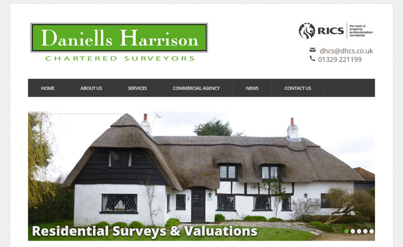 Daniells Harrison Chartered Surveyors