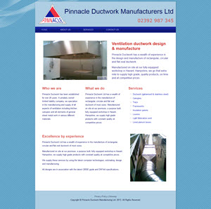 Pinnacle Ductwork - Havant