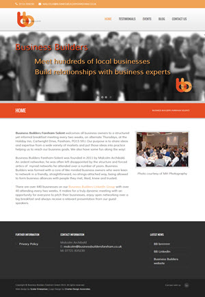 business builders fareham solent - networking group