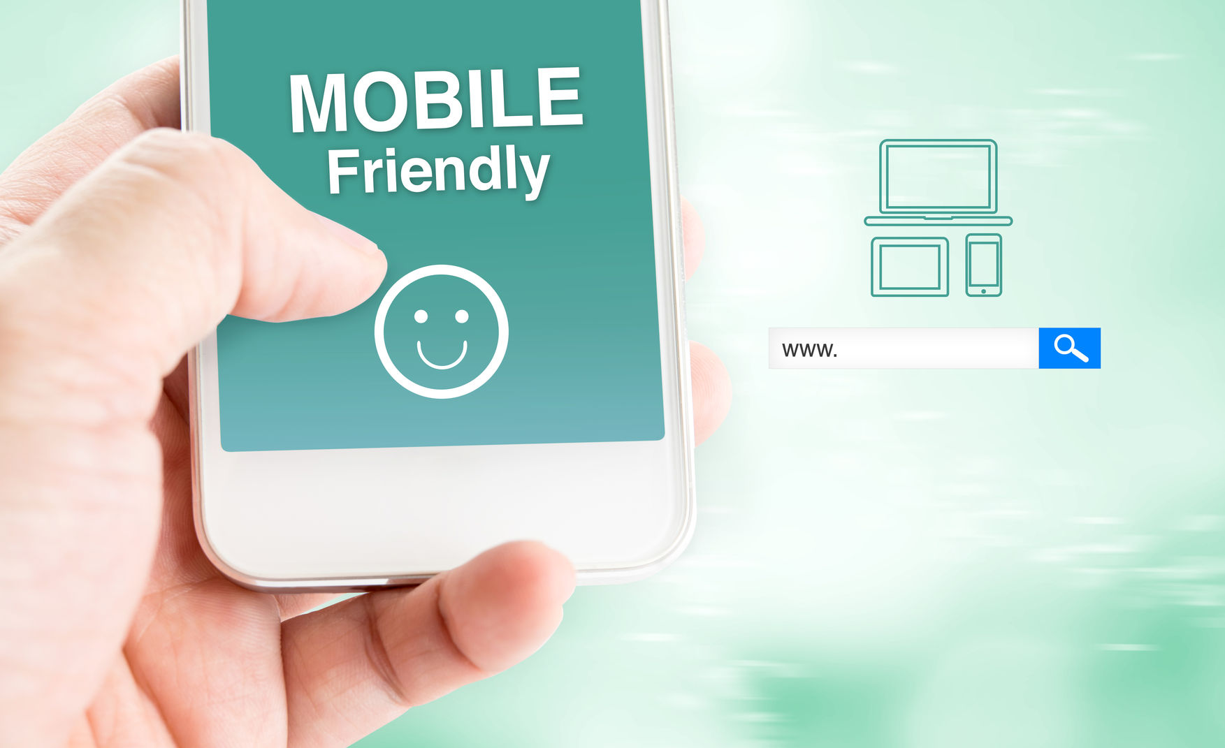 Is Your Website Mobile Friendly ? If Not You May Need To Act Quickly.