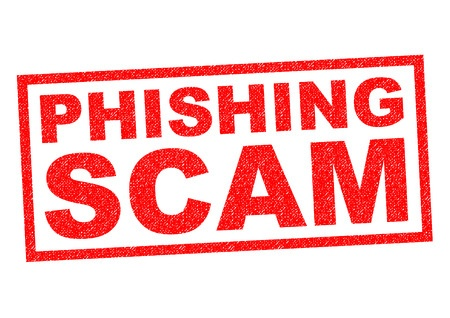 Phishing Scam Warning