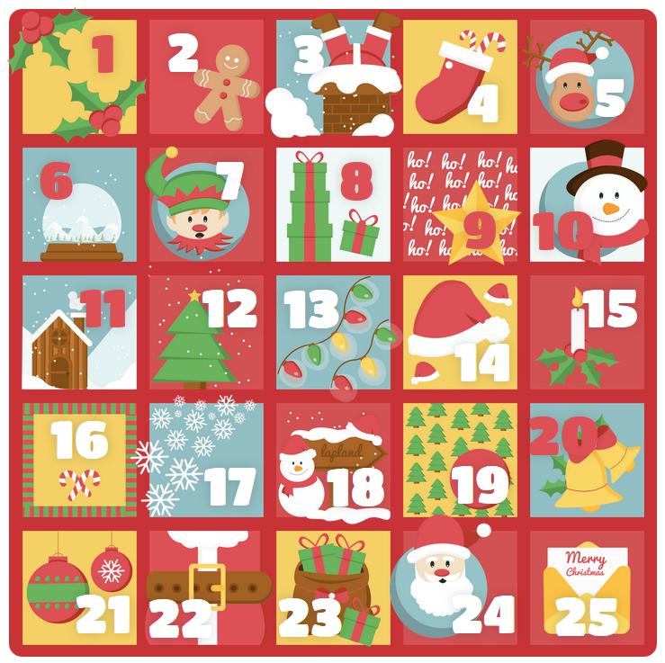 Our Advent Calendar