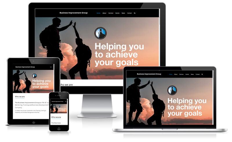 Business Improvement Group Screenshot